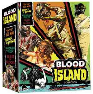 The Blood Island Collection Blu-ray