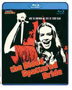 The Blood Spattered Bride Blu-ray