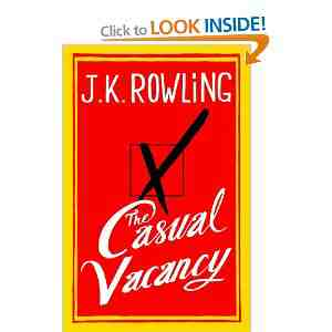 The Casual Vacancy J Rowling