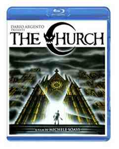 The Church Blu-ray