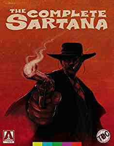 The Complete Sartana Limited Edition Blu-ray