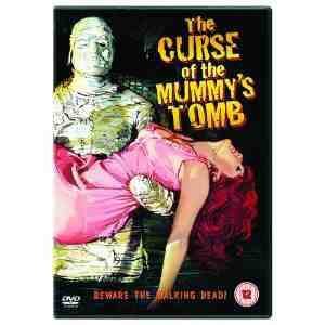 The Curse Mummys Tomb DVD
