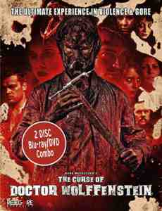 The Curse Of Doctor Wolffenstein Blu-ray