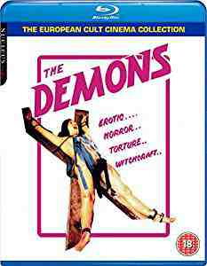 The Demons Blu-ray