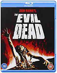 The Evil Dead Blu-ray