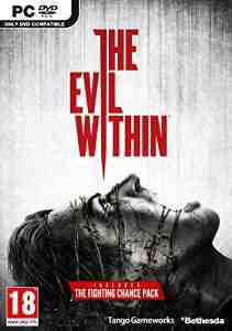 The Evil Within PC DVD