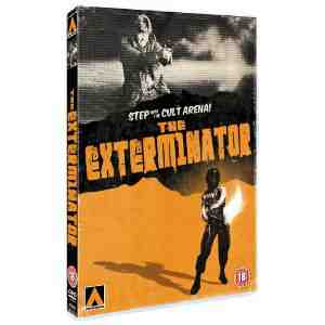 The Exterminator DVD James Glickenhaus