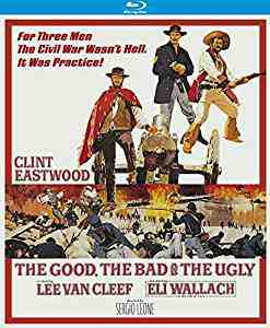 The Good, the Bad and the Ugly 50th Anniversary Blu-ray