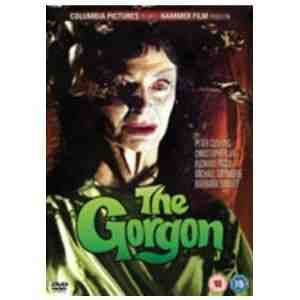 The Gorgon DVD Christopher Lee