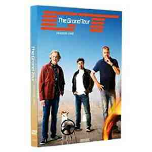 The Grand Tour Season One 1 DVD Brand New and Sealed Fast Postage DVD