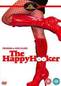 The Happy Hooker DVD