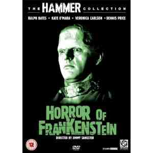 The Horror Frankenstein Dennis Price