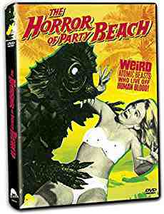 The Horror of Party Beach DVD