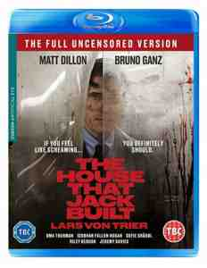 The House That Jack Built Blu-ray