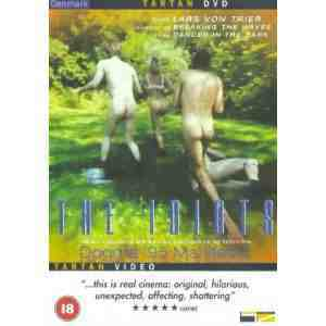 The Idiots DVD Bodil Jorgensen