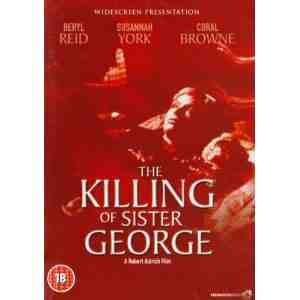 The Killing Sister George DVD