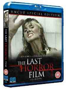 The Last Horror Film Blu ray