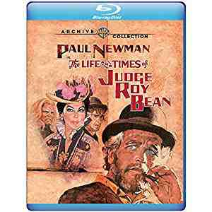 The Life and Times of Judge Roy Bean Blu-ray