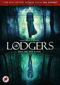 The Lodgers DVD