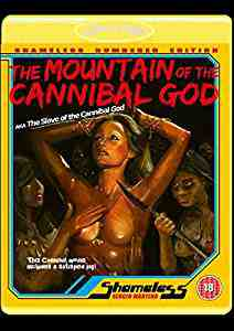 The Mountain Of The Cannibal God Blu-ray