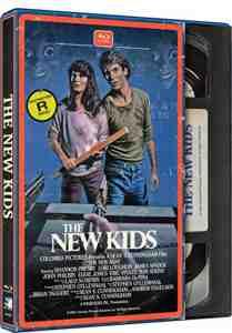 The New Kids Blu-ray