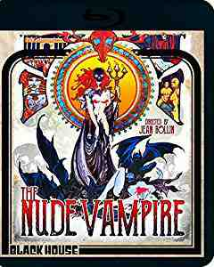 The Nude Vampire Blu-ray