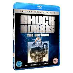 The Octagon Blu ray Chuck Norris