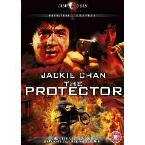 The Protector DVD Jackie Chan
