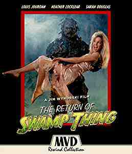 The Return of Swamp Thing DVDBlu-rayCombo