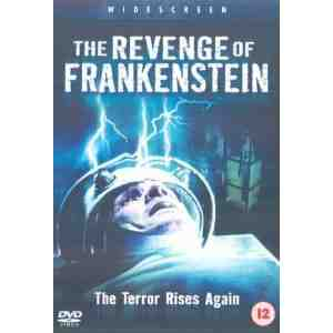 The Revenge Frankenstein Peter Cushing