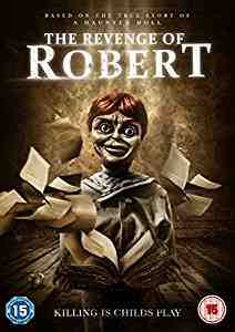 The Revenge Of Robert The Doll DVD
