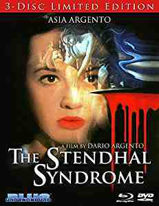 The Stendhal Syndrome Blu-rayCombo