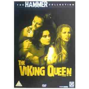 The Viking Queen DVD Carita