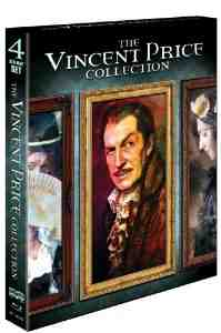The Vincent Price Collection Blu ray