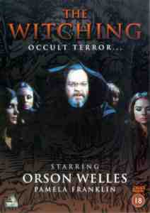 The Witching DVD