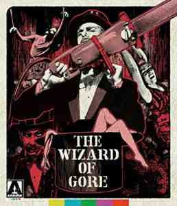 The Wizard Of Gore Blu-ray