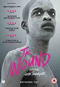The Wound DVD