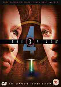 The X Files: Season 4 DVD