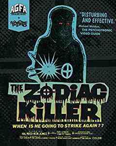 The Zodiac Killer DVDBlu-rayCombo