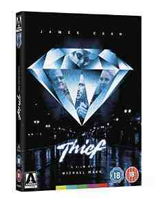 Thief Limited Slipcase Edition Blu ray