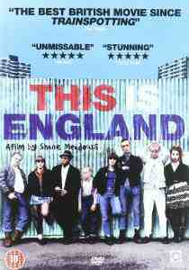 This England DVD Thomas Turgoose x