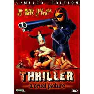 Thriller Cruel Picture Region NTSC