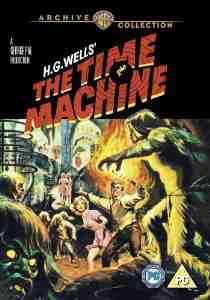 Time Machine DVD Rod Taylor