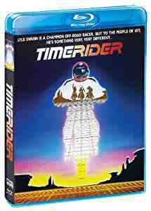 Timerider: The Adventure of Lyle Swann Blu-ray