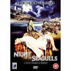 The Night of the Seagulls DVD cover