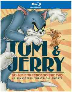Tom Jerry Golden Collection Blu ray