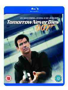 Tomorrow Never Blu ray Pierce Brosnan
