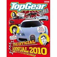 Top Gear Official Annual 2010