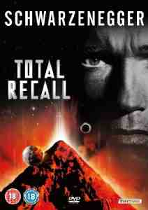Total Recall Ultimate Rekall DVD