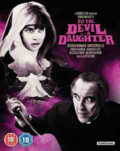 To The Devil A Daughter Blu-ray